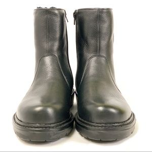 Arnold Palmer Leather Winter Boots NWOT